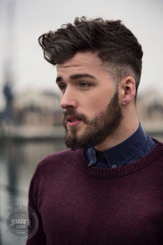 Ramallo Art Hair Peluqueria En Belgrano Cortes Modernos Para Hombre - Cortes-de-cabello-de-hombre